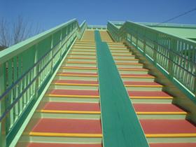 虹ヶ丘歩道橋